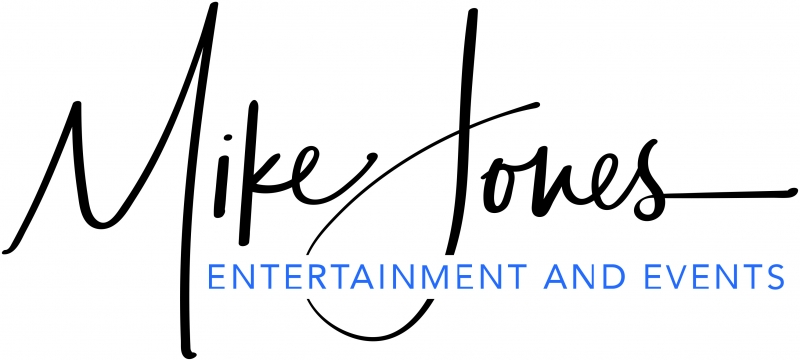 Mike Jones Entertainment and Events Logo